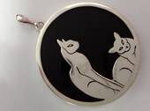Large Cats Pendant