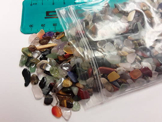 Small Bag of Mixed Crystal Chips