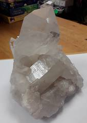Large Quartz Crystal Cluster (MQC10)
