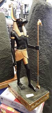 Black and Gold Anubis
