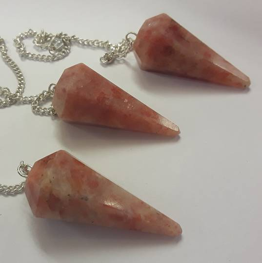 Basic Sunstone Pendulum