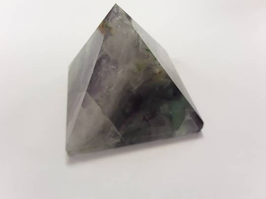 Fluorite Pyramid (zip1)