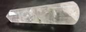 Quartz and Chlorite Crystal Wand (qu99)
