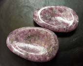 Lepidolite Touch Stone
