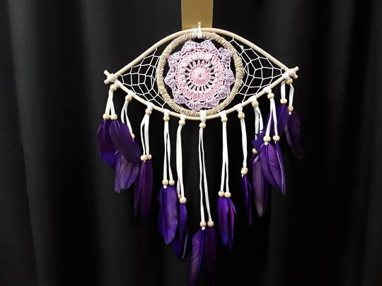 Eye of Fatima Dreamcatcher