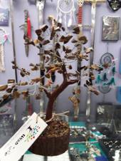 Tigers Eye Wish Tree