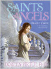 Saints and Angels Oracle Cards by Doreen Virtue