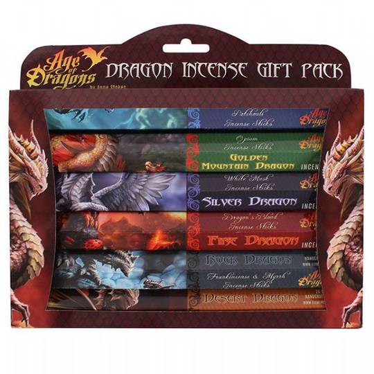 Age of Dragons Anne Stokes Incense Gift Pack