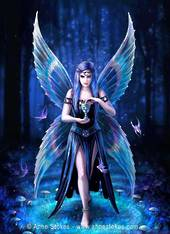 3D Anne Stokes Enchantment