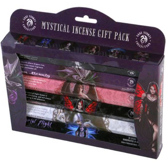 Anne Stokes Mystical Incense Gift Pack
