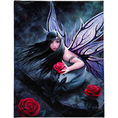 3D Anne Stokes Rose Fairy