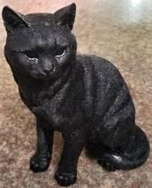 "Black Cat ""Sooty"""