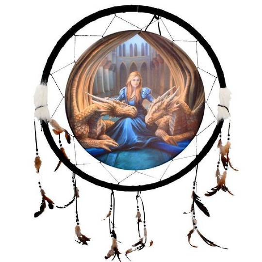 Extra Large Dreamcatcher Loyal Dragons