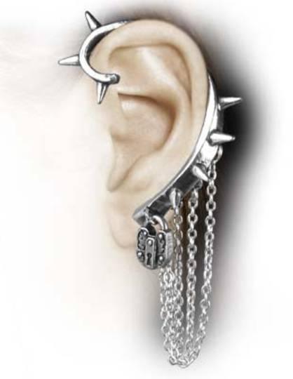 Hornet's Nest single earring