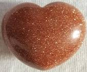 Goldstone Heart (ct)
