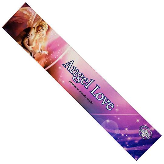 Green Tree Angel Love Incense