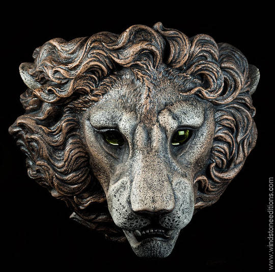 Windstone Editions Lion Sconce
