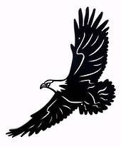 Metal Wall Art Eagle was $45 now $25