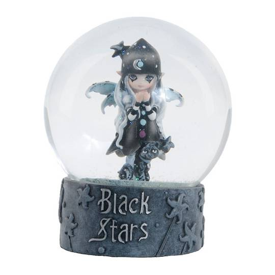 Dolly Fae Black Stars Waterball