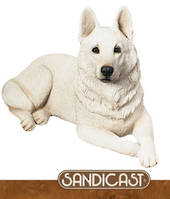 White German Shepard
