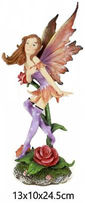 Purple Fairy 24.5cm