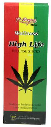 Wellness Incense High Life