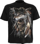 Spirit of the Wolf T Shirt (M) was $65 now $35