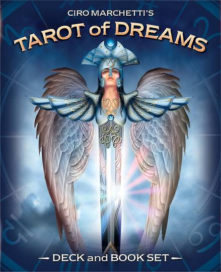 Tarot of Dreams Cards Deck & Book Set by Ciro Marchetti & Lee Bursten