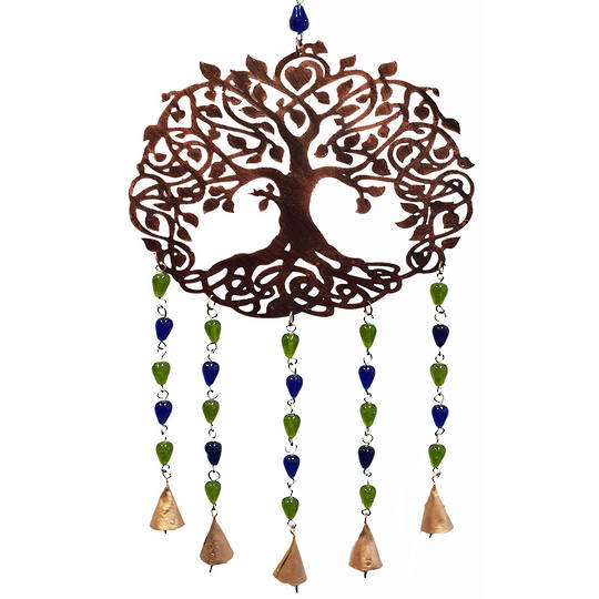 Hanging Tree of Life with Bells