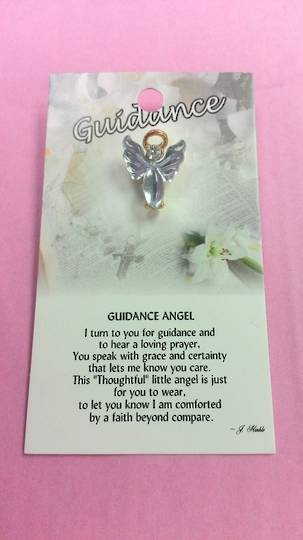 Guidance Angel Pin