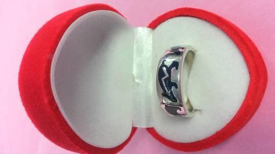 Indian Medicine Bear Ring