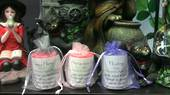 Power of 3 Relationship Bliss Affirmation Candles