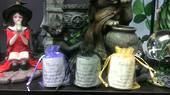 Power of 3 Healing Blessing Votive Candles