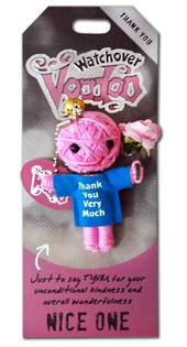 Watchover Voodoo Doll Nice One