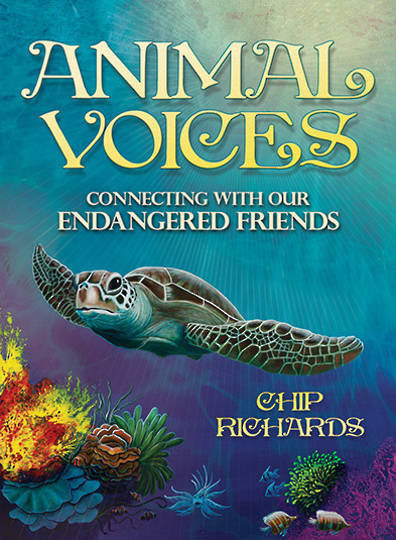 Animal Voices Oracle Cards By Chip Richards