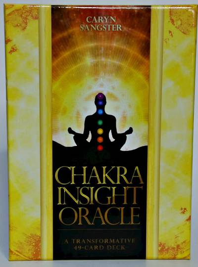 Chakra Insight Oracle by Caryn Sanger