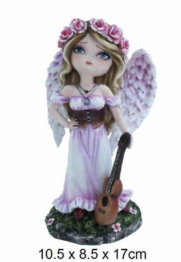 Cute Guitar Angel