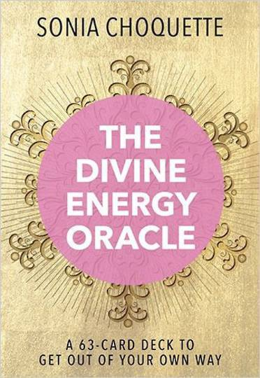 Divine Energy Oracle by Sonia Choquette