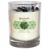 Gemstone Candle – Love Emerald