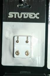 Studex Gold studs regular size