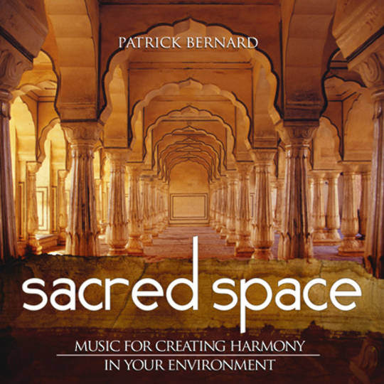 CD Sacred Space by Patrick Bernand