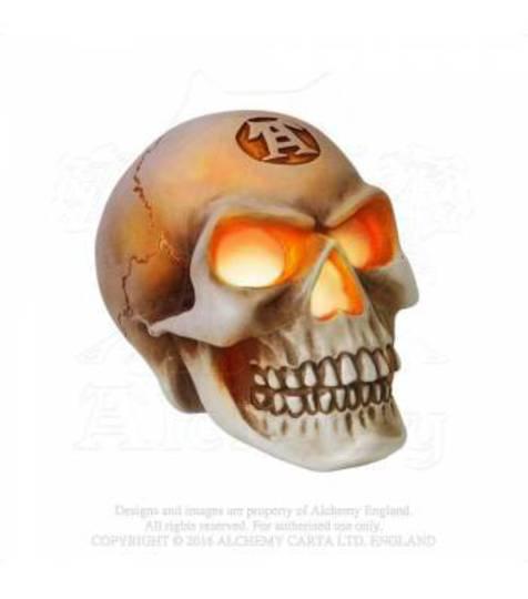 The Inner Light Alchemist Skull