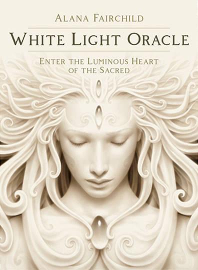 White Light Oracle Cards By Alana Fairchild