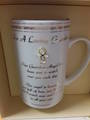 For A Loving Grandma Guardian Angel Mug