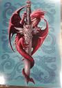 Dragon on Sword Gift Card