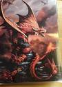 Fire Breathing Dragons Gift Card