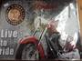 Live To Ride Indian Motorcycle Metal Plaque