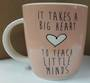 Teacher Mug Big Heart