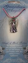 Angel of Good Fortune Necklace