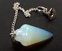 Opalite Plumbob Pendulum with Witches Hat (p909)